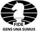 FIDE - World Chess Federation logo