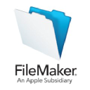 FileMaker Inc., an Apple subsidiary logo