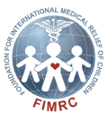 Foundation for International Medical Relief of Children (FIMRC) logo