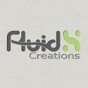 FluidX Creations logo