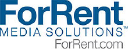 For Rent Media Solutions logo
