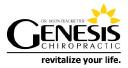 Genesis Chiropractic logo