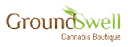 Groundswell Gallery & Cannabis Boutique logo