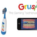 Grush: The Gaming Toothbrush for Kids logo