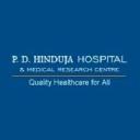 Hinduja Hospital logo