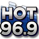 HOT 96.9 Boston logo