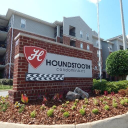 Houndstooth Condominiums logo