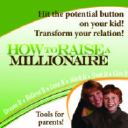 How toRaise a Millionaire logo
