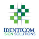 IdentiCom Sign Solutions logo