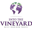 Into the Vineyard - Wine Inspired Travel logo