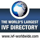 IVF-Worldwide website - Co-founder logo