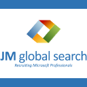 JM global search - Microsoft Professionals. Delivered logo