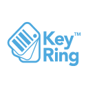 Key Ring logo