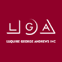 Luquire George Andrews logo