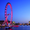 EDF Energy London Eye logo