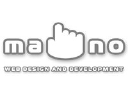 MA-NO WEB DESIGN AND DEVELOPMENT logo