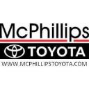 McPhillips Toyota logo