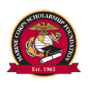 Marine Corps Scholarship Foundation logo