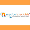 Medical Specialists Pharmacy logo