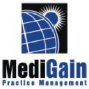 MediGain logo