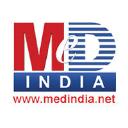 Medindia Health Network logo
