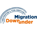 Migration Downunder - Immigration to Australia and New Zealand logo