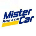 Mister Car Rent a Car logo