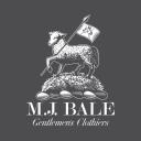 M.J. Bale Menswear logo