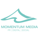 Momentum Media PR logo