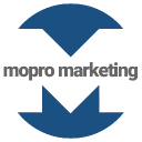 Mopro Marketing logo