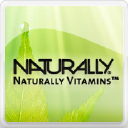 Naturally Vitamins, Marlyn Nutraceuticals logo