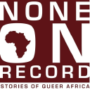 None on Record logo