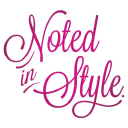 Noted in Style logo