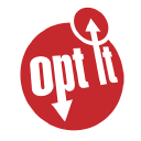 Opt It, Inc. logo
