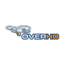 overhd.tv drone photography, filming and surveying logo
