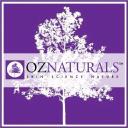 OZ Naturals logo