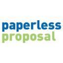 Paperless Proposal logo
