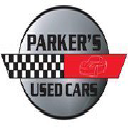 Parker's Used Cars logo