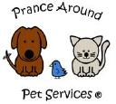 Prance Around Pet Services, LLC logo