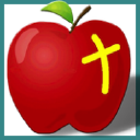 Prayers and Apples logo