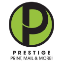 Prestige Print, Mail & More! & FASTSIGNS logo