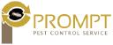 Prompt Pest Control Service logo
