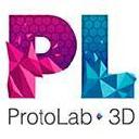 ProtoLab 3D logo