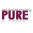 PURE Media&Marketing Agentur logo
