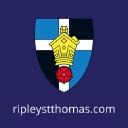 Ripley St Thomas Church of England Academy logo