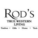 Rod's Western Palace logo