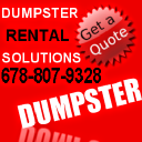 Dumpster Rental Solutions logo