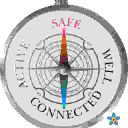 Silver Compass and Silver Compass Digital Health Tech logo