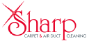 Sharp Carpet and Air Duct Cleaning logo