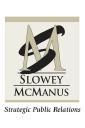 Slowey / McManus Communications logo